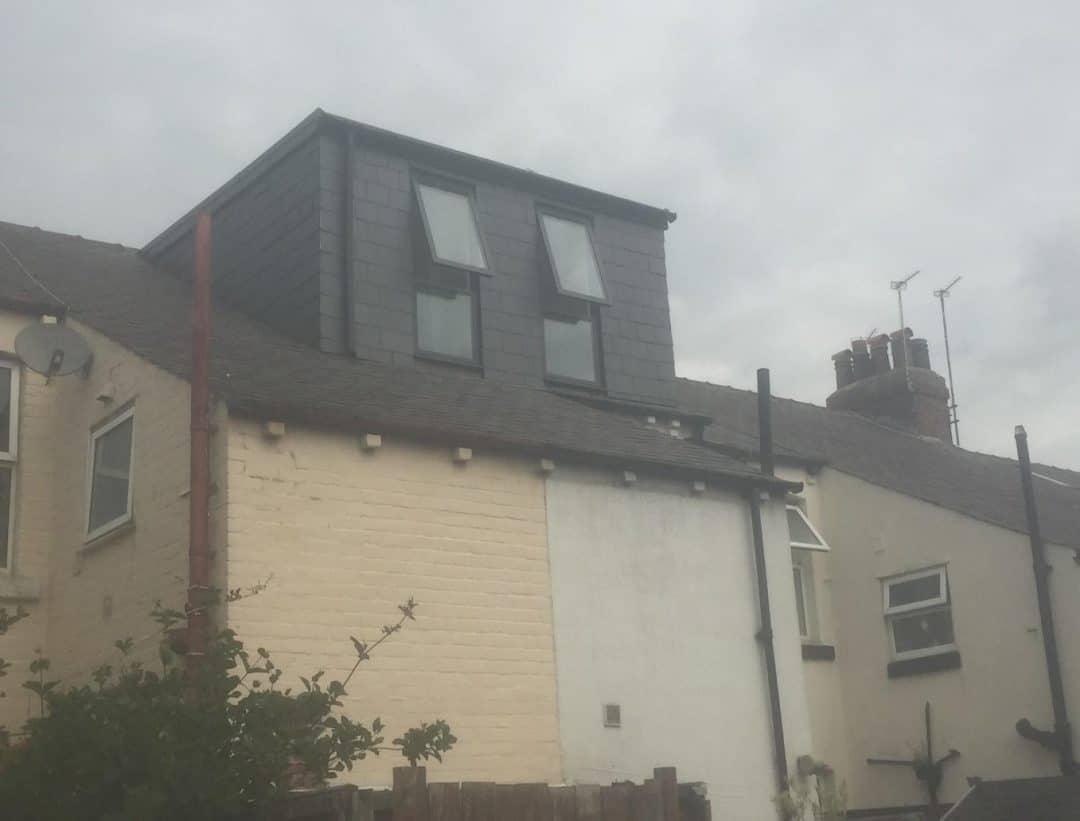 Dormer Roof Restoration